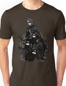 Black Spirit, your best companion Unisex T-Shirt