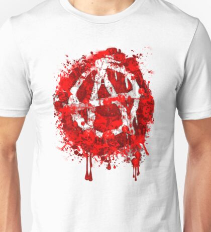 BLOODY ANARCHY Unisex T-Shirt
