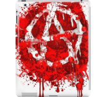 BLOODY ANARCHY iPad Case/Skin