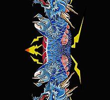 Double Dragon by declantransam