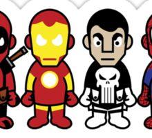 The Super Heroes - Cloud Nine Sticker