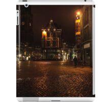 Lights of Night Utrecht. Netherlands iPad Case/Skin