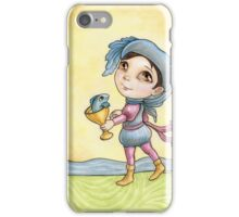 page of cups iPhone Case/Skin