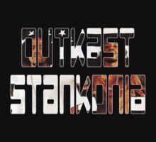 Outkast - Stankonia by Theblackmamba