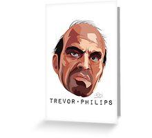 GTA V: Trevor Greeting Card