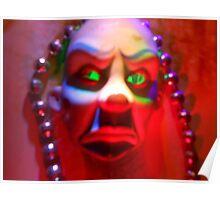 Snoop Clown Poster