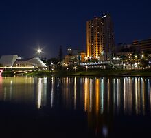 City Nights, City Lights by Melissa Anne