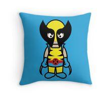 Wolverine - Cloud Nine Throw Pillow