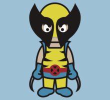 Wolverine - Cloud Nine One Piece - Short Sleeve