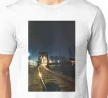 Old Rusty At Night Unisex T-Shirt