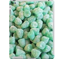 candy background iPad Case/Skin