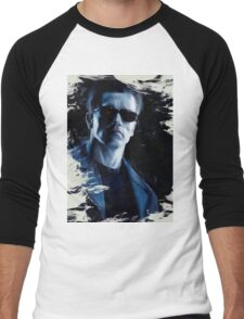 Terminator Men's Baseball ¾ T-Shirt