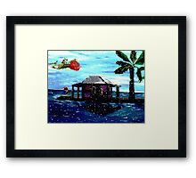 LOVE YOU....LOVE YOU MORE Framed Print