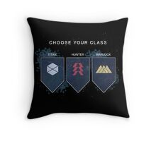 Destiny #1 Throw Pillow