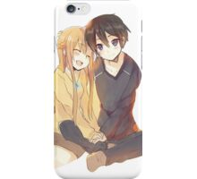 Kirito and Asuna iPhone Case/Skin