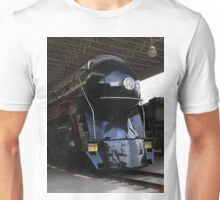 Norfolk and Western 611 Steam Train Unisex T-Shirt