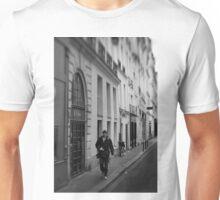 Parisian pedestrian - France Unisex T-Shirt