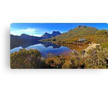 Dove Lake Sunrise Panorama Canvas Print
