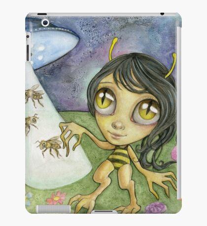 alien apocalypse iPad Case/Skin