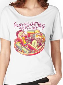 Fear and Loathing at Blips & Chitz Women's Relaxed Fit T-Shirt
