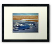 Beach of Dreams Framed Print