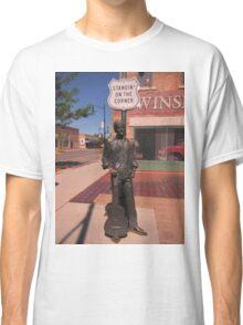 Standing on the Corner in Winslow Arizona Classic T-Shirt
