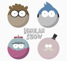 Regular Show: Design 1 Kids Clothes