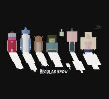 Regular Show: Design 2 Kids Clothes