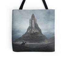 White Castle Tote Bag