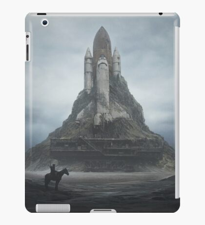 White Castle iPad Case/Skin