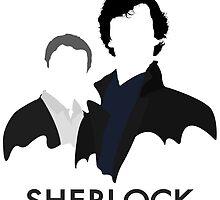 Sherlock: Design 1 by Ghipo