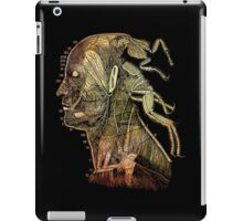 war of the flea iPad Case/Skin