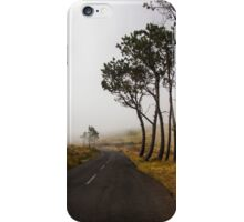 Road to Clouds - Nature Photography iPhone Case/Skin
