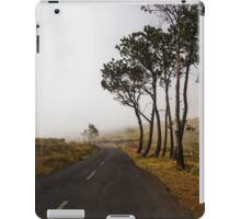 Road to Clouds - Nature Photography iPad Case/Skin