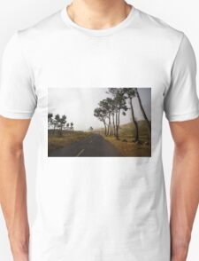 Road to Clouds - Nature Photography T-Shirt