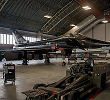 The Black Beast grounded at Coningsby by Colin Smedley