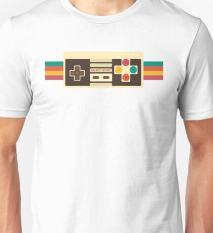 Retro Video Game 2 Unisex T-Shirt