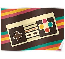 Retro Video Game 2 Poster