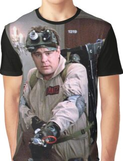 Ray Stantz - Ghostbusters Graphic T-Shirt