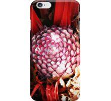The Aloe Flower Bud. iPhone Case/Skin