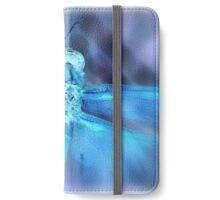 Aqua WIngs iPhone Wallet/Case/Skin