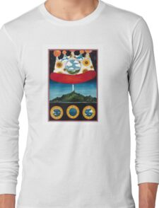 The Olivia Tremor Control - Music from the Unrealized Film Script: Dusk at Cubist Castle Long Sleeve T-Shirt