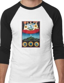 The Olivia Tremor Control - Music from the Unrealized Film Script: Dusk at Cubist Castle Men's Baseball ¾ T-Shirt