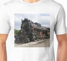 Chesapeake and Ohio 2789 Steam Train Unisex T-Shirt