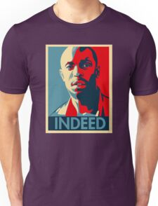 Omar The Wire Indeed Unisex T-Shirt