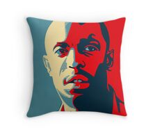 Omar The Wire Indeed Throw Pillow