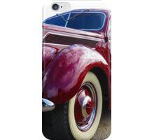 Classical Car - Mk II iPhone Case/Skin