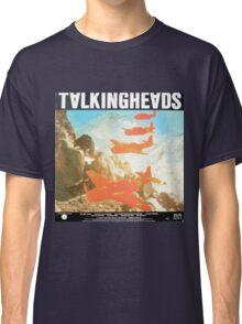 Talking Heads Vinyl Artwork Classic T-Shirt