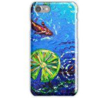 La Mer - Fishies iPhone Case/Skin