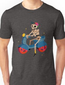 Scooter — Weirdo Unisex T-Shirt